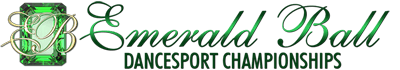 Emerald Ball Dancesport Championships Logo