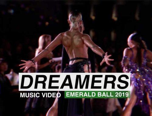 DREAMERS | Emerald Ball Dancesport Championships Music Video