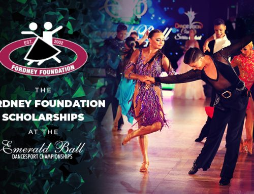 The Fordney Foundation Scholarships at the Emerald Ball