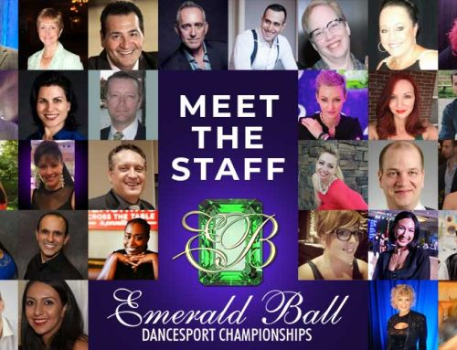 Meet Your 2020 Emerald Ball Staff