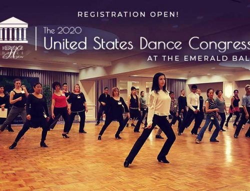 Registration Open for the 2020 U.S. Dance Congress!