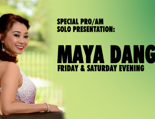 2021 Special Pro/Am Solo Presentations featuring Maya Dang